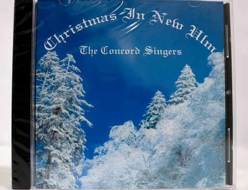 CHRISTMAS CD NOW AVAILABLE TO PURCHASE ONLINE!!!